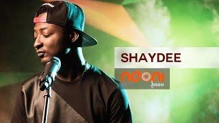 Ndani Sessions - SHAYDEE