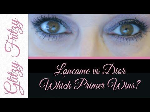 Lancome Cils Booster XL vs Dior Maximizer Eyelash Primer - YouTube