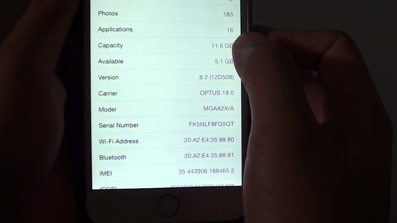 iphone 6 memory size iphone 6 plus find out total capacity memory size 2654