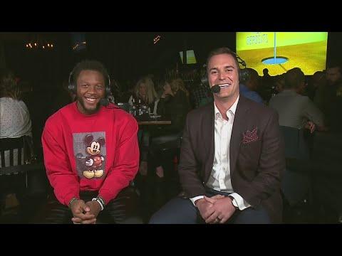 Broncos Wide Receiver Bennie Fowler Visits Xfinity Monday Live