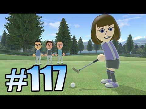 Wii Have Fun #117: Wii Sports Club Golf (Game 1 part 1)