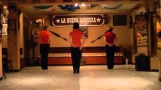 Maria Line Dance ( Samba - Tango )