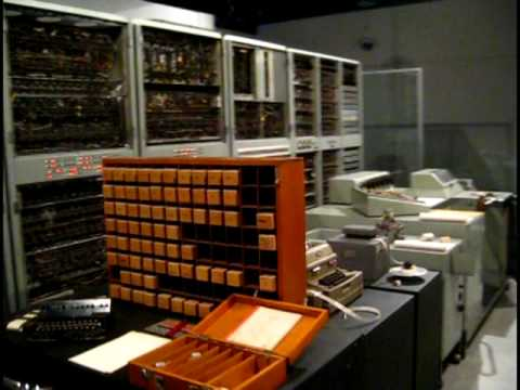 CSIRAC : Worlds first digital computer to generate music in realtime from code (1950)