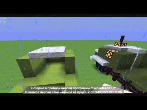видео: как построить техн в маинкрафте. град 21,серия 3