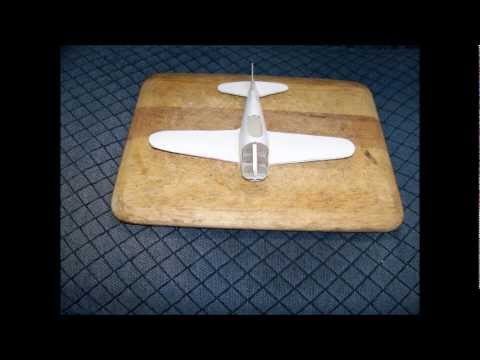 Papercraft How to make a cool -  MITSUBISHI  A6M5 ZERO   Paper  Airplane Model