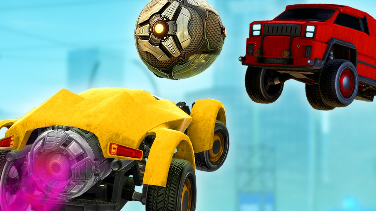 ROCKET LEAGUE: Best Goals, Saves & Fails! #1 (Rocket League