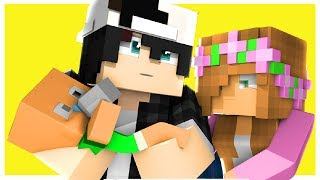 RAVEN MEETS HIS BABY SISTER w/Little Donny and Baby Leah | Minecraft Ramona Diary | Custom Roleplay