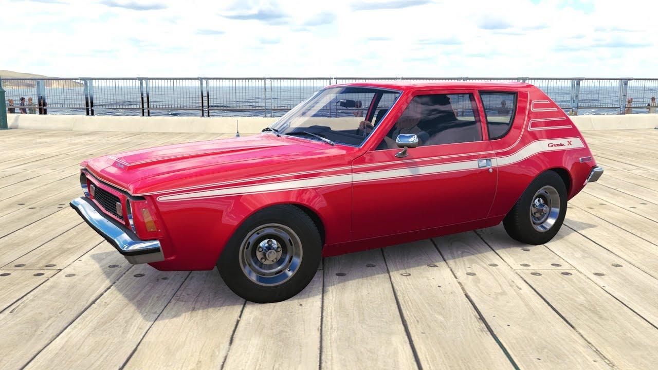 1973 AMC Gremlin X