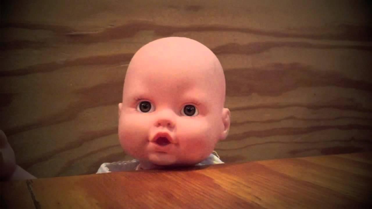 Creepy Baby Doll Youtube