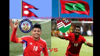 NEPAL VS MALDIVES LIVE