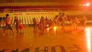 BPSU-CAS Modern Dance Competition 2012 (2nd Round)