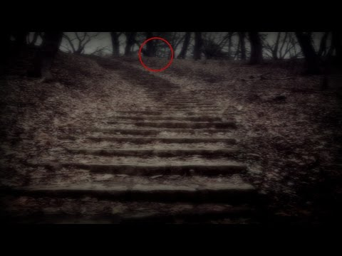 NEBRASKA - Hummel Park Morphing Stairs! - Paranormal America Episode 15