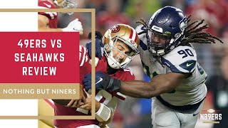 49ers Vs Seahawks Review