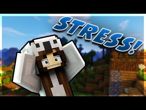 """STRESS"" + NEW intro!! Hypixel Skywars"