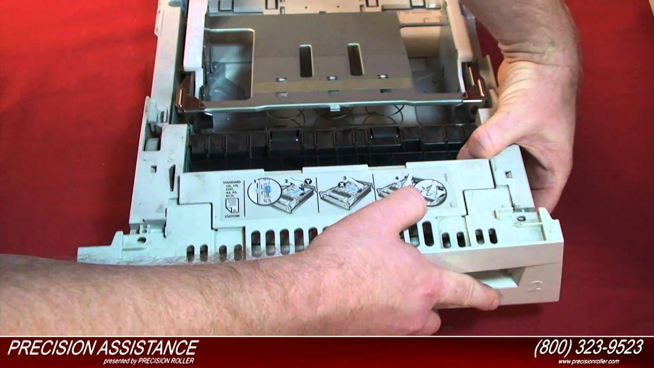 Hp Color Laserjet 4600 Maintenance Kit Instructional Video Youtube Clj 4650 Yellow Print Cartridge C9722a
