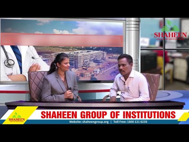 Parent's Testimonial   Shaheen   Dr Abdul Qadeer   Crack NEET   NEET 2020   Shaheen Bidar