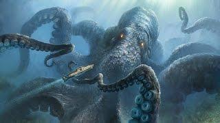 Рассекреченные архивы ВМС США - Подводные монстры   документальный