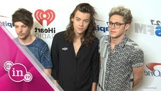 """""""One Direction""""-Stars:  Sind Niall und Harry wieder vergeben?"""