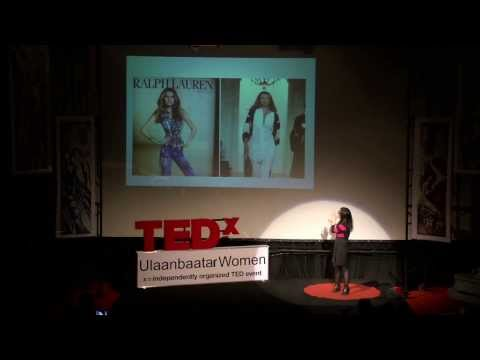 How does media influence us: Zolzaya Batkhuyag at TEDxUlaanbaatarWomen