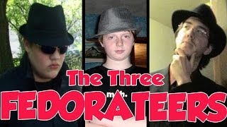The Three Fedorateers - TTT with GirlonDuty and Friends Thumbnail