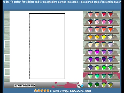 Color And Shapes Games