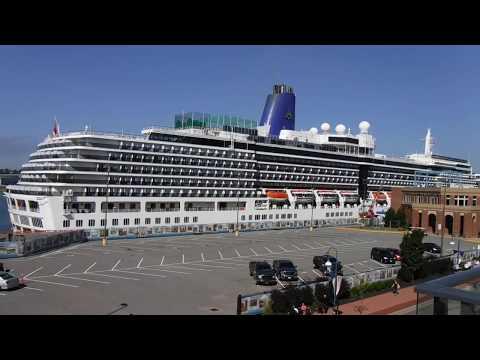 Serenade Of The Seas & Arcadia Cruise Ships. Two Cruise Ship Day