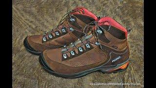 Видео обзор хайкинговых ботинок Asolo Falcon GV.