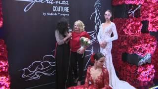 Авторское шоу Speranza Couture by Nadezda Yusupova