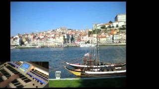 Grandes compositores interpretados al Órgano-Raúl Ferrao-Abril en Portugal.