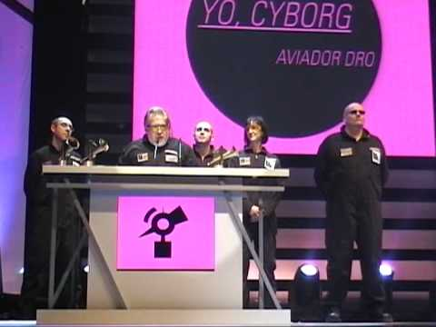 Aviador Dro - Premio al mejor tema de música electrónica 2009