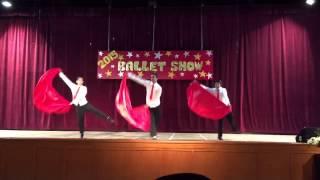 Sabis school Dubai ballet show 2015