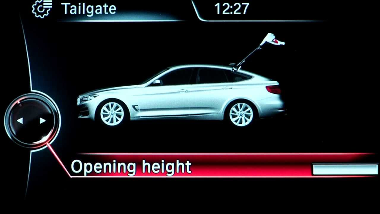 BMW 3 Series bmw 3 series height Tailgate Height Adjustment :: BMW General Features :: Sam Leman ...