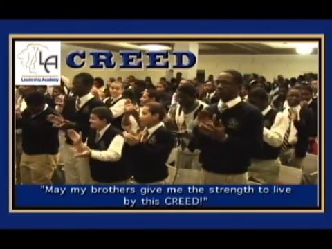 Leadership Academy for Young Men Recruitment Video 2015