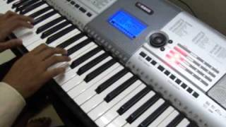 Play in Keyboard - Tamil - May Maadham - Minnale Nee