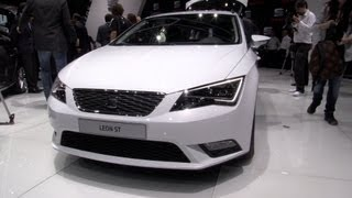 Seat ECOMOTIVE Range At Frankfurt Videos