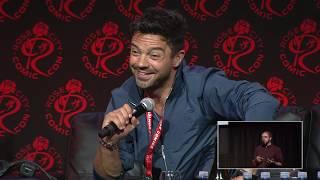 Dominic Cooper - Rose City Comic Con 2017