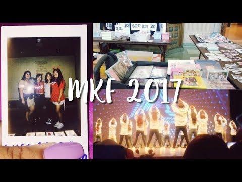MKF 2017 Vlog (& Full Performances)