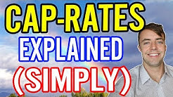 Cap-Rates in Real-Estate (Explained Simply)