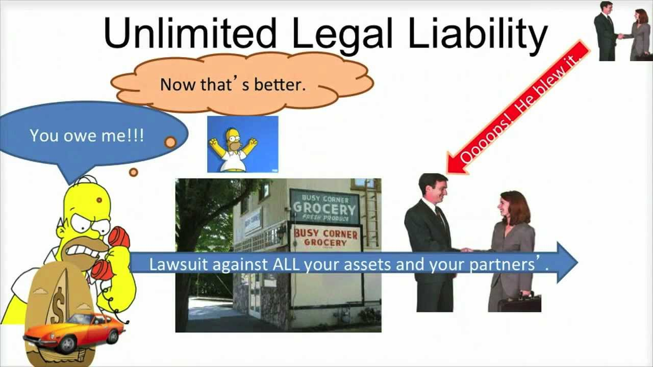forms of business ownership partnerships video slides  forms of business ownership partnerships video slides 1 18