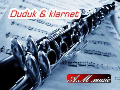 Duduk \u0026 Klarnet-melody / Դուդուկ և կլարնետ - մեղեդի/ Дудук и кларнет - мелодия