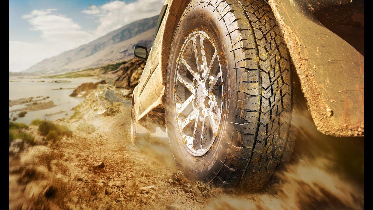 4X4 Off Road >> Pneu Continental ContiCrossContact ATR - YouTube