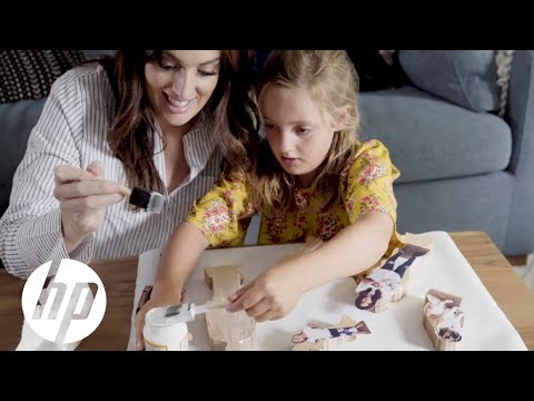 Refresh Your Home with the HP ENVY Photo Printer  | HP ENVY PHOTO  | HP