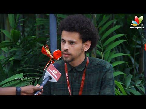 Interview with Actor Tawfeek Barhom, who acted in the IFFK opening movie 'Dancing Arabs'