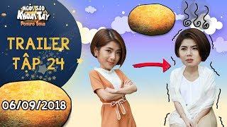 Ngôi sao khoai tây | trailer tập 24: Đàm Phương Linh bỗng đổi tính tình vì tác động của thiên thạch?