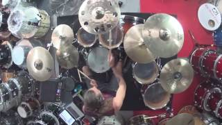 DEAD LETTER CIRCUS - The Burning Number: Drum Play-through by Luke Williams