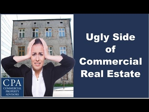 Ugly Side of Commercial Real Estate