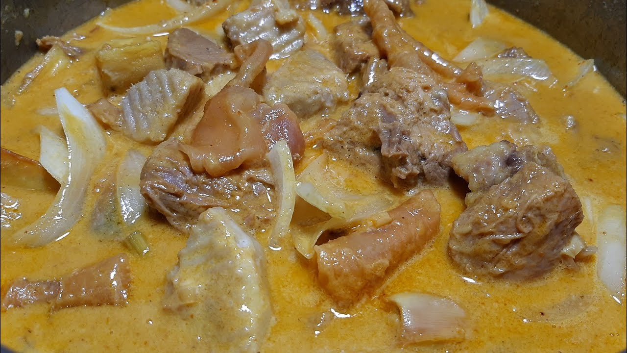 Cách nấu Cà Ri Dê ngon trọn vị / thơm ngon dễ dàng /Món Ngon mỗi ngày .