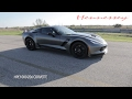 HPE1000 Z06 Corvette Test Drive with John Hennessey