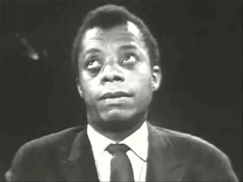 "James Baldwin and embracing the ""stranger"""