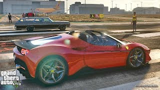 GTA 5 REAL LIFE MOD #270 LET'S GO TO WORK!! (GTA 5 REAL LIFE MODs) 4K